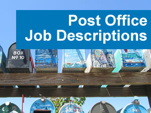 post office job description - credit:https://www.flickr.com/photos/beate_meier/