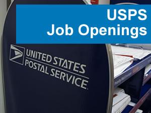 Usps Job Openings Post Office Jobs