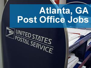 Post Office Jobs Atlanta GA - www.Post-Office-Jobs.com