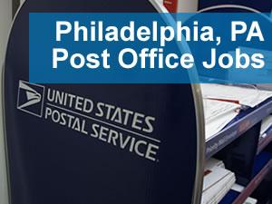 Post Office Jobs Philadelphia PA - www.Post-Office-Jobs.com